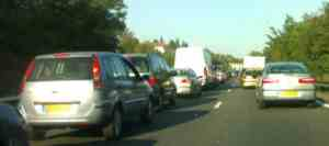 Fermeture de l'A47