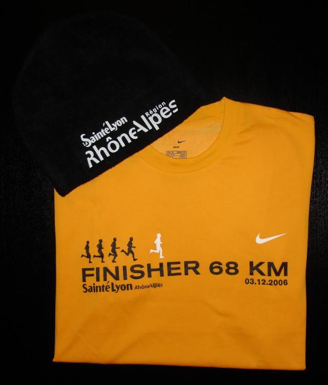 Cadeau SaintéLyon 2006