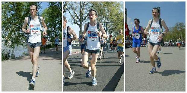 Lyon Marathon 2006