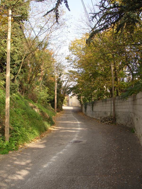 Chemin de Montray