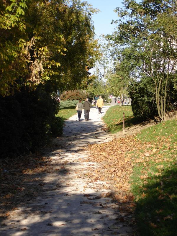 10km de Caluire, la voie verte