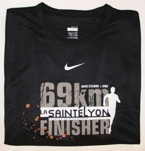 Cadeau La Sainté Lyon 2007