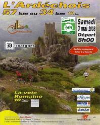 L'Ardéchois 2008