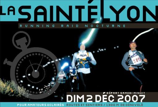 SaintéLyon 2007