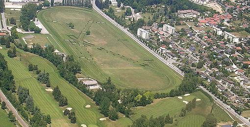 Hippodrome d'Aix les Bains