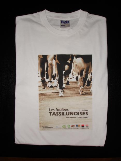 Cadeau Les Foulées Tassilunoises 2008