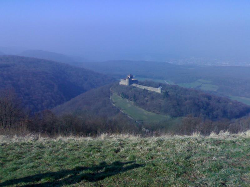Le Mont Luisandre