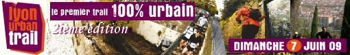 Le Lyon Urban Trail 2009