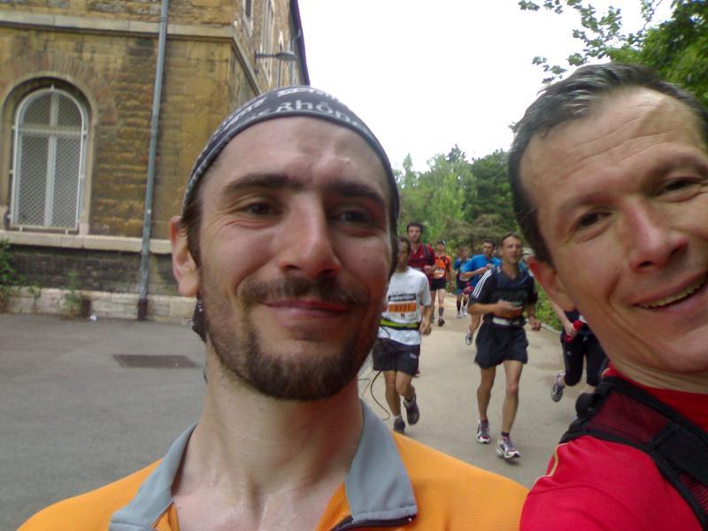 Lyon Urban Trail 2009