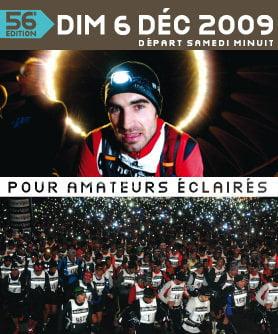 La SaintéLyon 2009