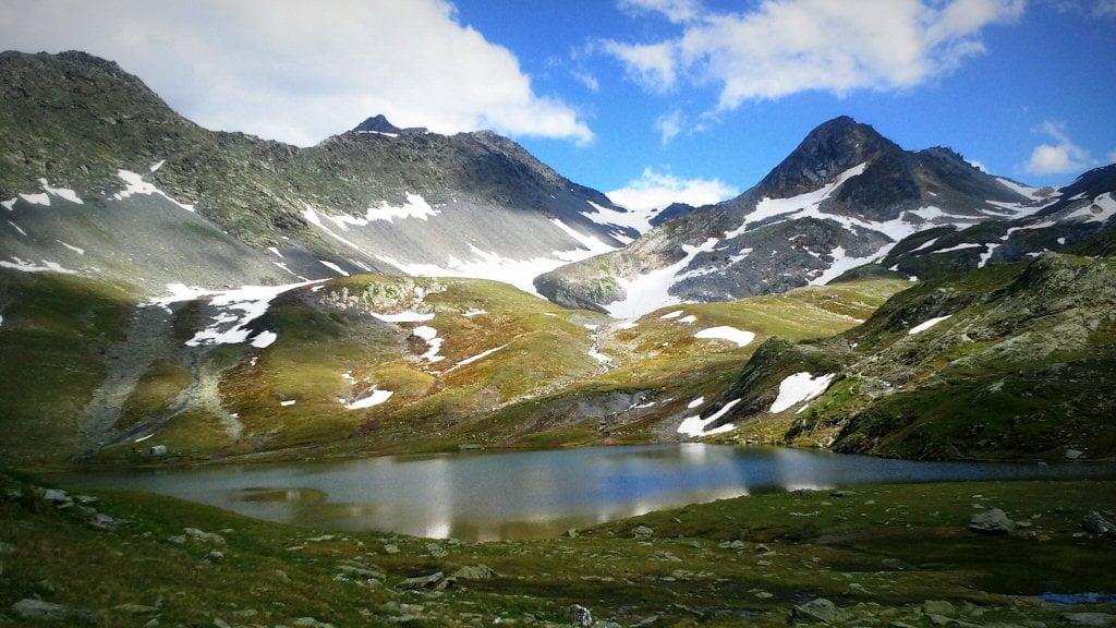 Le Trail Verbier St-Bernard, les 7 et 8 juillet 2012