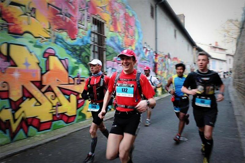 Bilan 2012 Lyon Urban Trail
