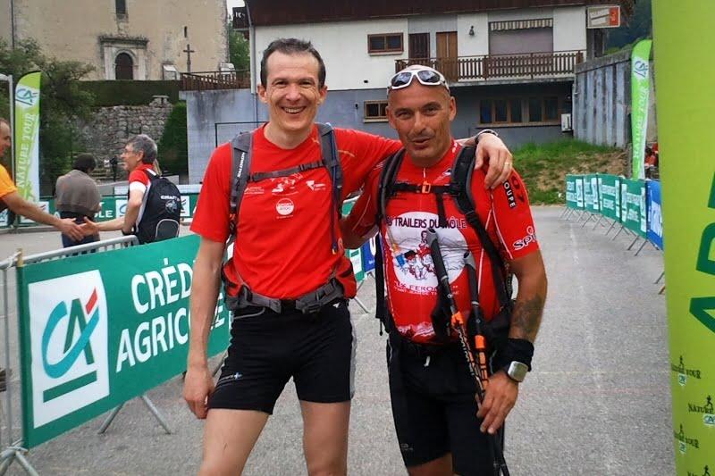 Bilan 2012 Trail des Allobroges