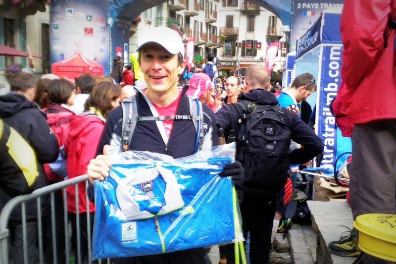Bilan 2012 Ultra Trail du Mont Blanc