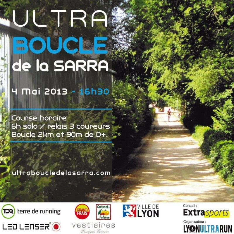 Ultra Boucle de la Sarra 2013