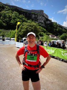 Le Trail des Forts de Besançon 2013