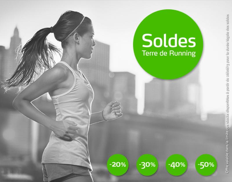 running soldes