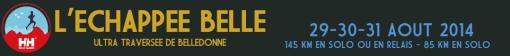 Echappée Belle - Traversée Nord 2014