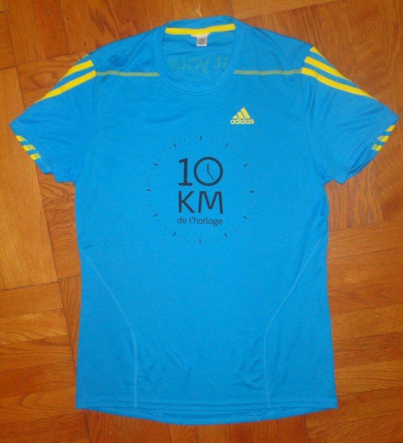 Le 10km de l`horloge 2014 - Le Cadeau