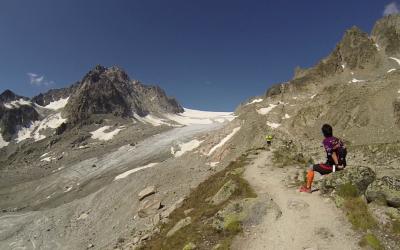 Le Trail Verbier St-Bernard, les 11 & 12 juillet 2015