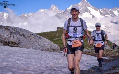 Le Trail Verbier St-Bernard – X-Traversée, le 7 juillet 2018
